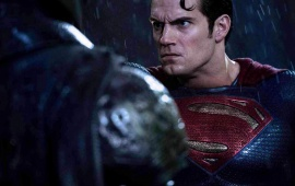 Batman V Superman Angry Henry Cavill