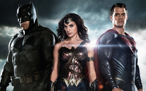 Batman V Superman Dawn Of Justice Superheroes (click to view)