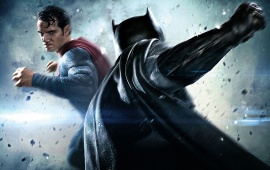 Batman V Superman War