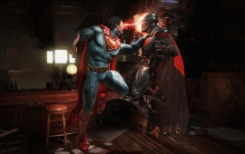 Batman vs Superman Injustice 2