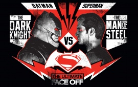 Batman Vs Superman The Ultimate Face Off