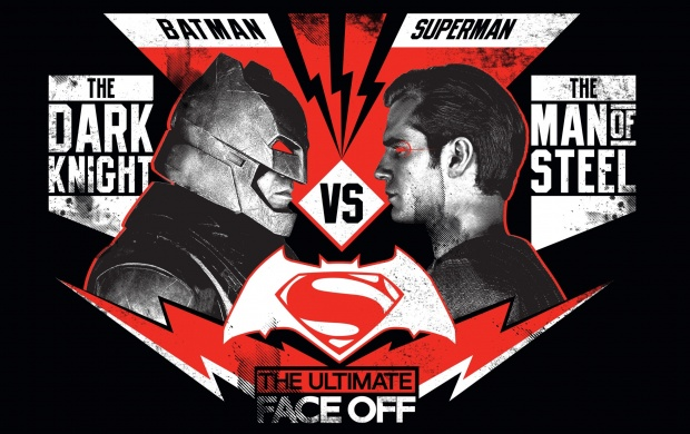 Batman Vs Superman The Ultimate Face Off (click to view)