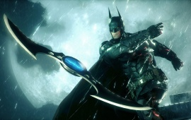 Batman Weapon Batman Arkham Knight
