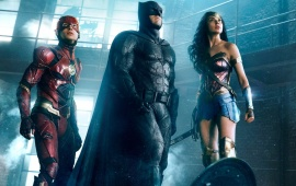 Batman Wonder Woman And The Flash Justice League
