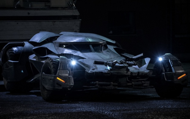 Batmobile Batman Vs Superman wallpapers