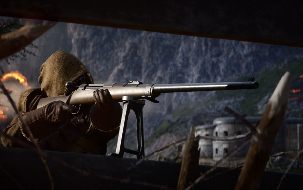 Battlefield 1 Sniper (click to view)