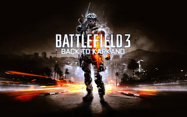Battlefield 3 Back To Karkand (click to view)