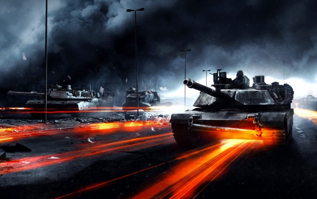 Battlefield 3 Tanks (click to view)