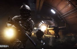 Battlefield 4 : Second Assault Flooded Metro