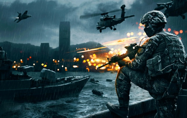 Battlefield 4 Screenshots (click to view)