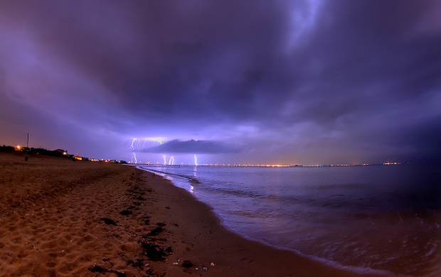 Beach Nature Lighting (click to view)