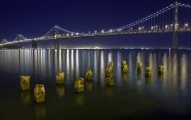Beautiful Bay Bridge