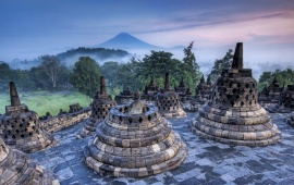 Beautiful Borobudur