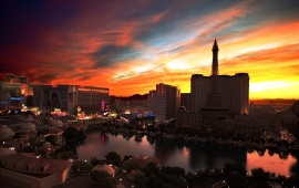 Beautiful City Las Vegas