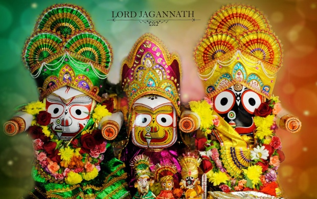 Beautiful Lord Jagannath (click to view)