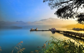 Beautiful Mountain Lake