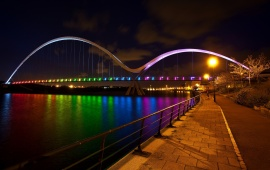 Beautiful Multicolor Bridges