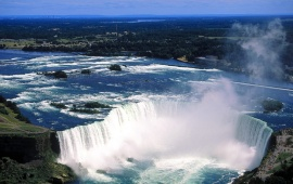 Beautiful Niagra Fall