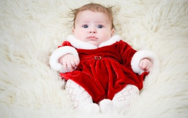 Beautiful Santa Baby