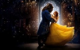 Beauty And The Beast Love 4K
