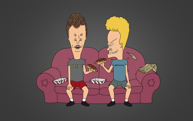 Beavis And Butthead (click to view)