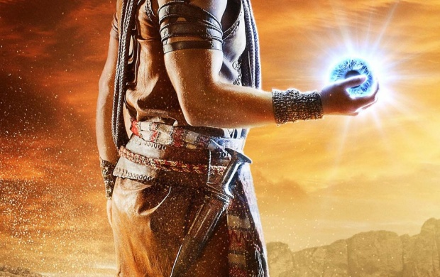 Bek Thief Of Legend Gods Of Egypt (click to view)