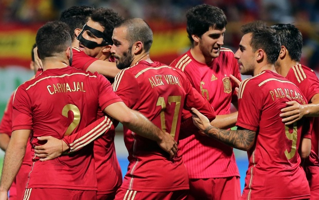 Belarus v Spain Euro 2016 (click to view)
