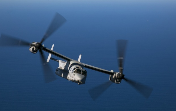 Bell Boeing V-22 Osprey (click to view)