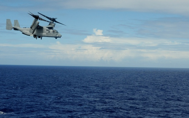 Bell Boeing V-22 Osprey Sea (click to view)