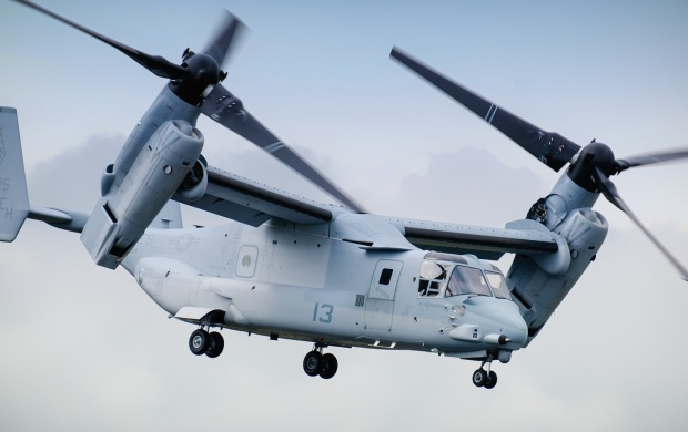 Bell Boeing V-22 Osprey Sky (click to view)