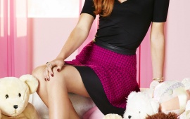 Bella Thorne For Kohls Candies 2015