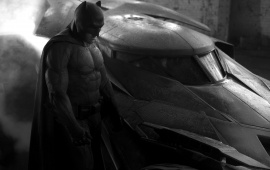 Ben Affleck Batman v Superman: Dawn Of Justice 2016