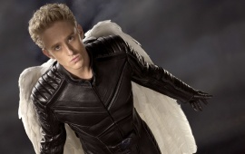 Ben Hardy As Horseman X-Men Apocalypse