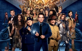 Ben Stiller In Night At The Museum