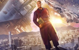 Benedict Wong Doctor Strange Movie