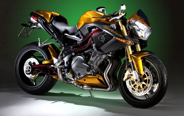 Benelli Cafe Racer (click to view)