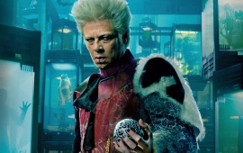 Benicio Del Toro Guardians Of The Galaxy Vol 2
