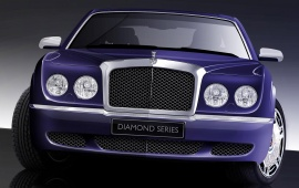 Bentley Arnage Diamond Series