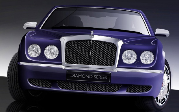 Bentley Arnage Diamond Series (click to view)