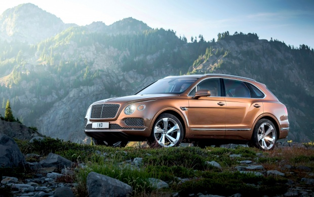 Bentley Bentayga 2016 (click to view)
