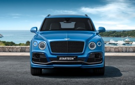 Bentley Bentayga Startech 2016