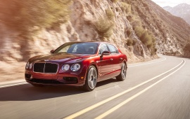 Bentley Flying Spur V8 S 2017