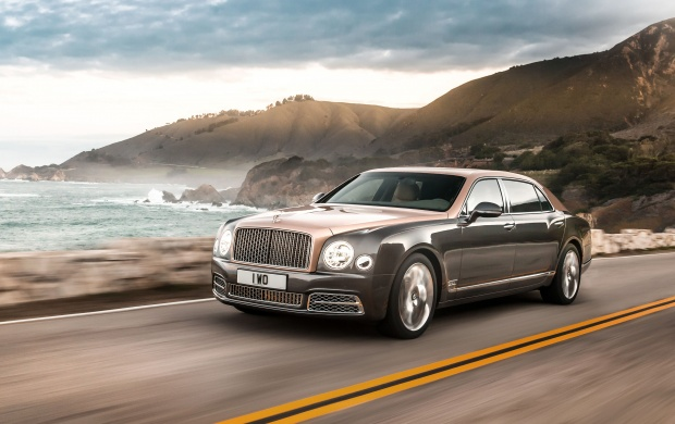 Bentley Mulsanne EWB 2016 (click to view)