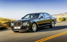 Bentley Mulsanne Speed 2014