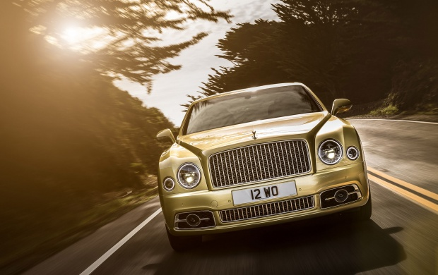 Bentley Mulsanne Speed 2017 (click to view)