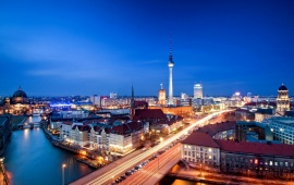 Berlin Capital City Of Germany