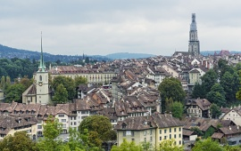 Bern Switzerland City