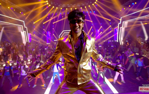 Besharam Movie Still (click to view)