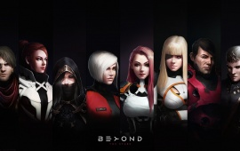 Beyond The Stars Characters