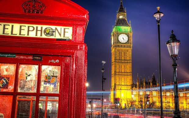 Big Ben London Great Britain (click to view)